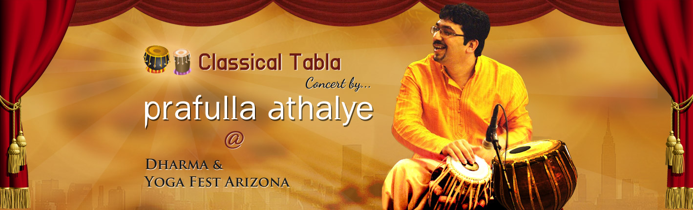 Classical Concert by Prafulla Athalye
